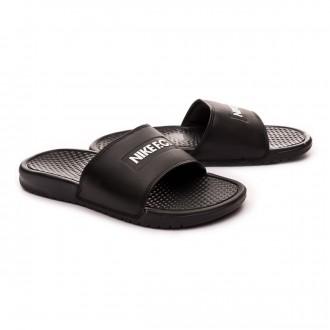 Flip-flops  Nike Benassi JDI FC Black-White