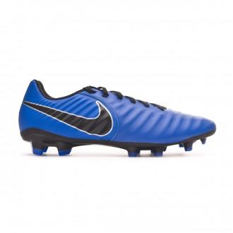 Bota  Nike Tiempo Legend VII Academy FG Racer blue-Black-Metallic silver