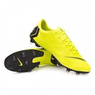 Bota  Nike Mercurial Vapor XII Pro AG-Pro Volt-Black