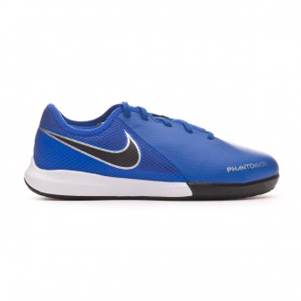 Zapatilla  Nike Phantom Vision Academy IC Niño Racer blue-Black-Metallic silver-Volt