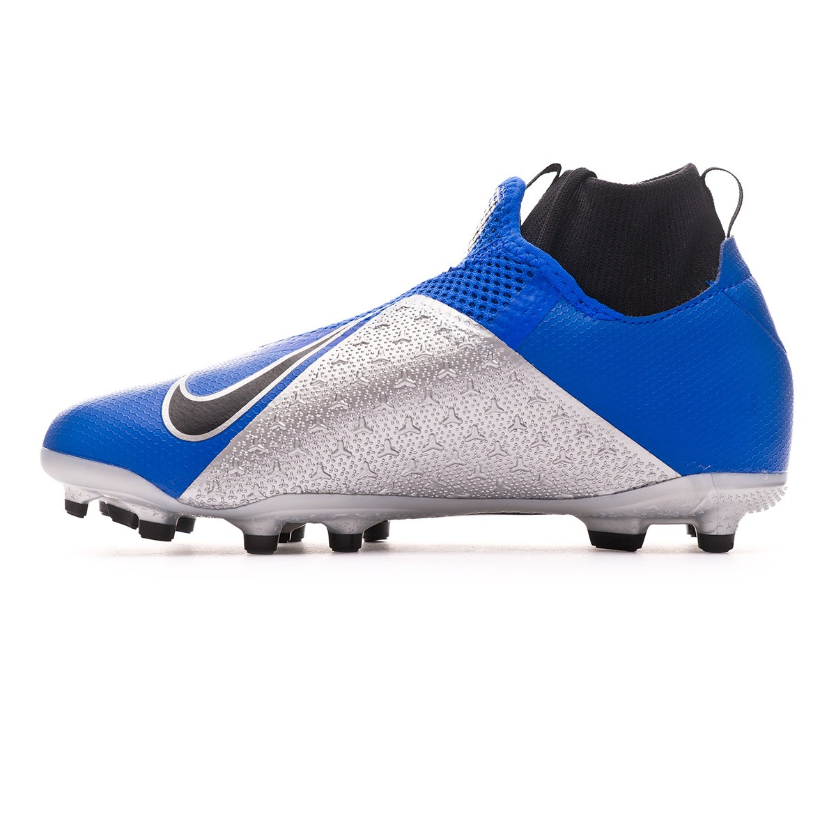 ca18b6b3609 Bota de fútbol Nike Phantom Vision Academy DF FG/MG Niño Racer blue-Black -  Tienda de fútbol Fútbol Emotion