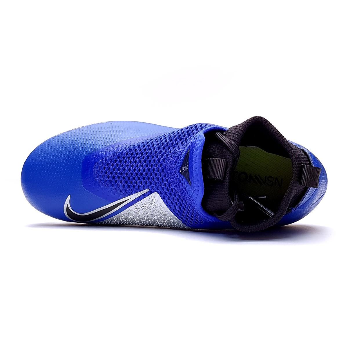 731cf2945021b Football Boots Nike Kids Phantom Vision Academy DF FG MG Racer blue-Black -  Tienda de fútbol Fútbol Emotion