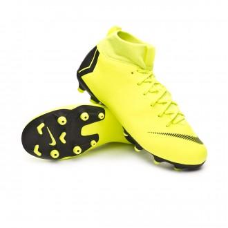 Boot  Nike Kids Mercurial Superfly VI Academy MG  Volt-Black
