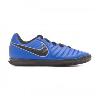 Tenis  Nike Tiempo LegendX VII Club IC Niño Racer blue-Black-Wolf grey