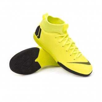 Zapatilla  Nike Mercurial SuperflyX VI Academy IC Niño Volt-Black