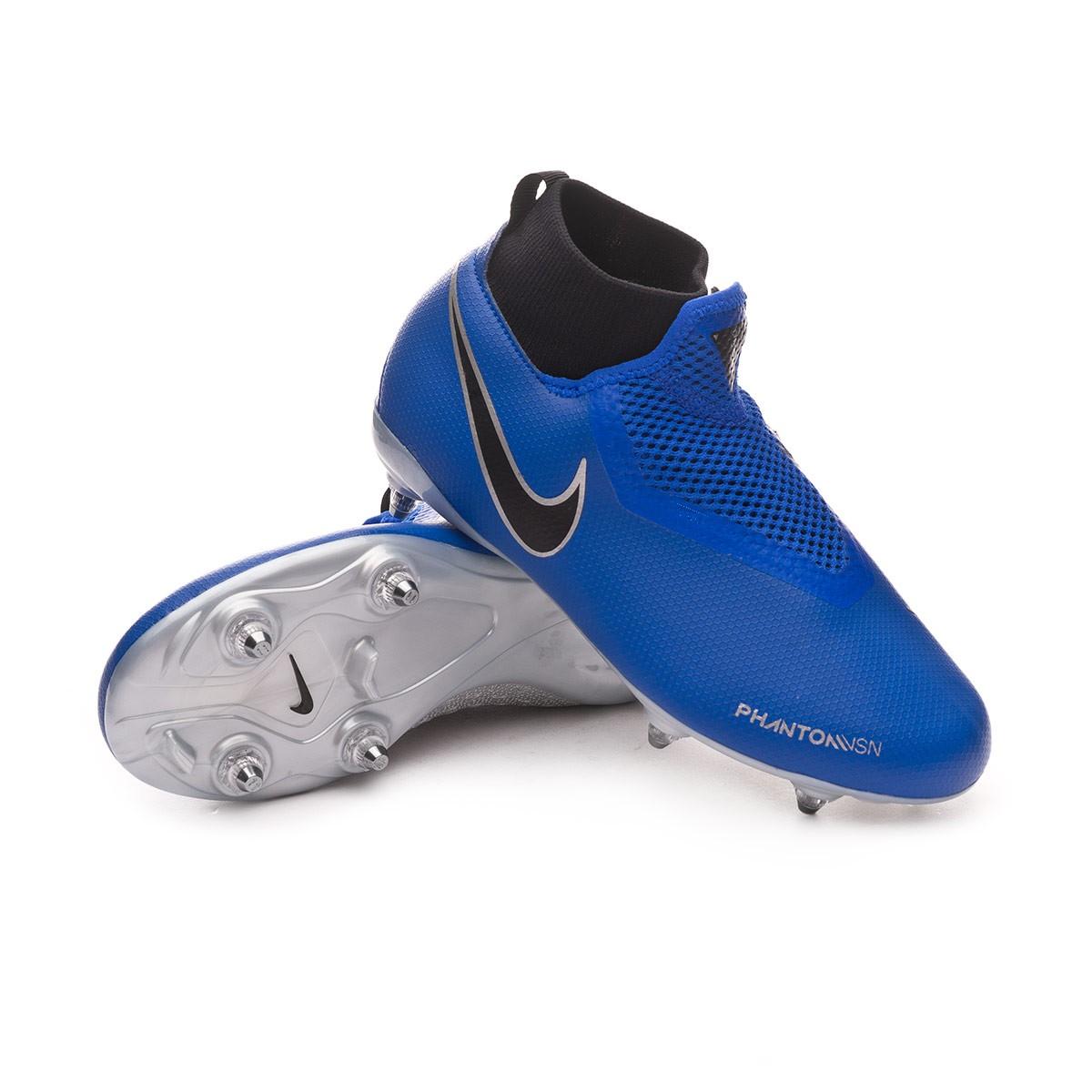4f9017c7e5d4e Football Boots Nike Kids Phantom Vision Academy DF SG Racer blue ...
