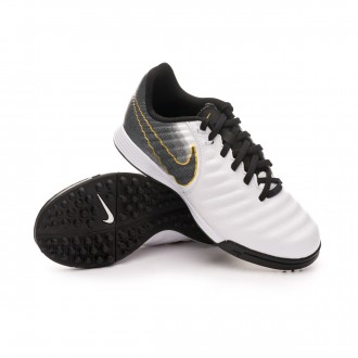 Scarpe  Nike Tiempo LegendX VII Academy Turf Junior White-Black