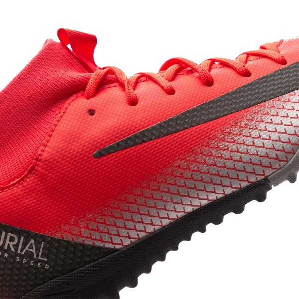 Zapatilla Nike Mercurial SuperflyXVI Academy CR7 Turf Niño