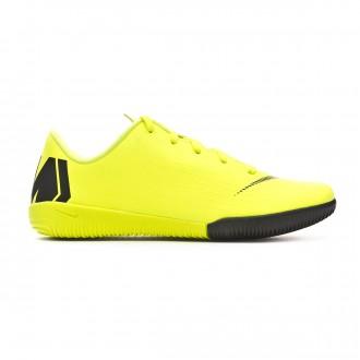 Zapatilla  Nike Mercurial VaporX XII Academy IC Niño Volt-Black
