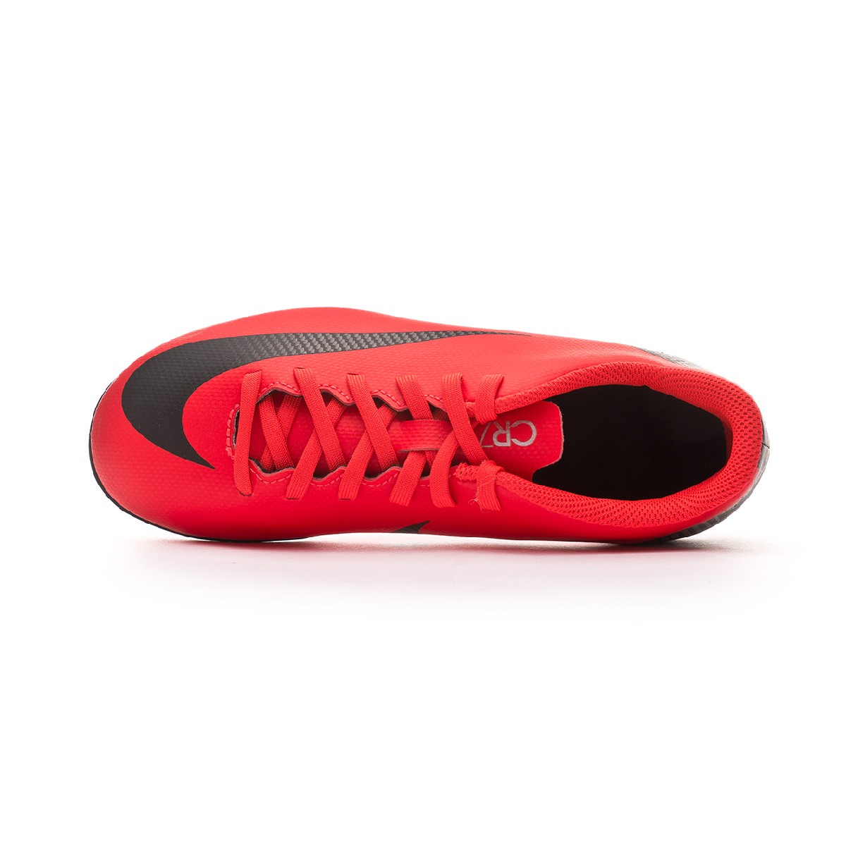 Bota Cr7 Mg Chrome Xii Niño Mercurial Vapor Bright Black Crimson Club QrdCxBeWEo
