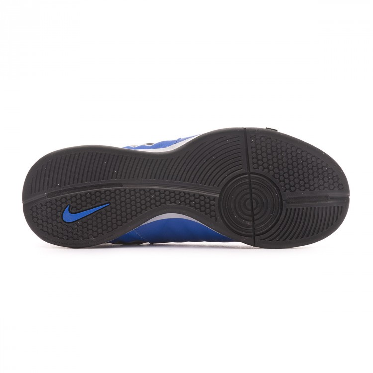 dcd2a940766 Futsal Boot Nike Kids Tiempo LegendX VII Academy IC Racer blue-Black ...