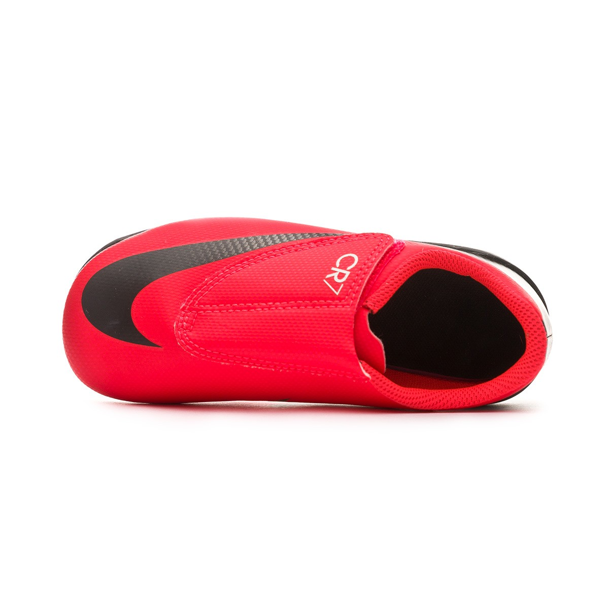 huge discount 62312 f088a Bota de fútbol Nike Mercurial Vapor XII Club CR7 MG Niño Bright  crimson-Black-Chrome - Leaked soccer