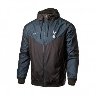 Jacket  Nike Tottenham Hotspur FC Windrunner 2018-2019 Black-Armory navy