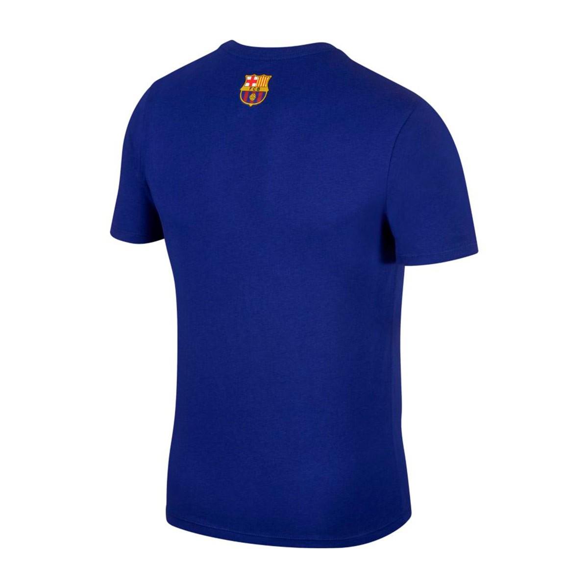promo code 944e5 8399d Camiseta FC Barcelona 20 years Deep royal blue