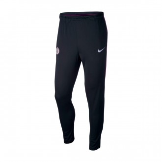 Long pants   Nike Manchester City FC Squad 2018-2019 Black-Night purple