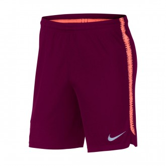 Shorts  Nike FC Barcelona Squad 2018-2019 Deep maroon-Light atomic pink