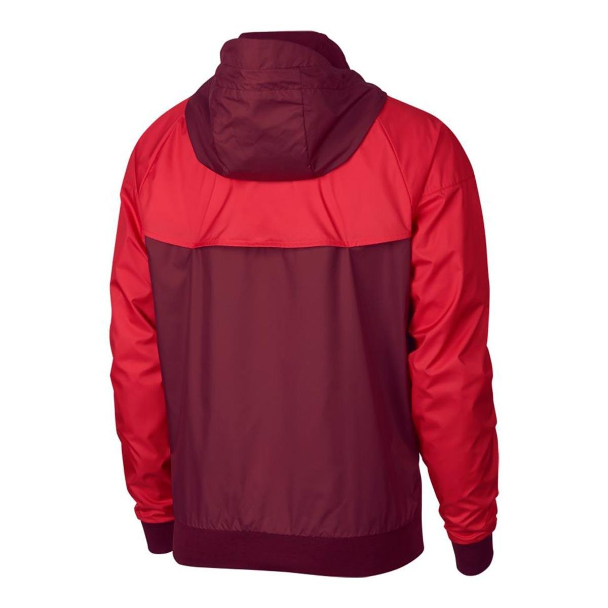 4b577f355 Jacket Nike FC Barcelona Windrunner 2018-2019 Deep maroon-Tropical pink -  Football store Fútbol Emotion