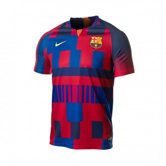Camiseta  Nike FC Barcelona Stadium 20 years Deep royal blue-Noble red-Tour yellow