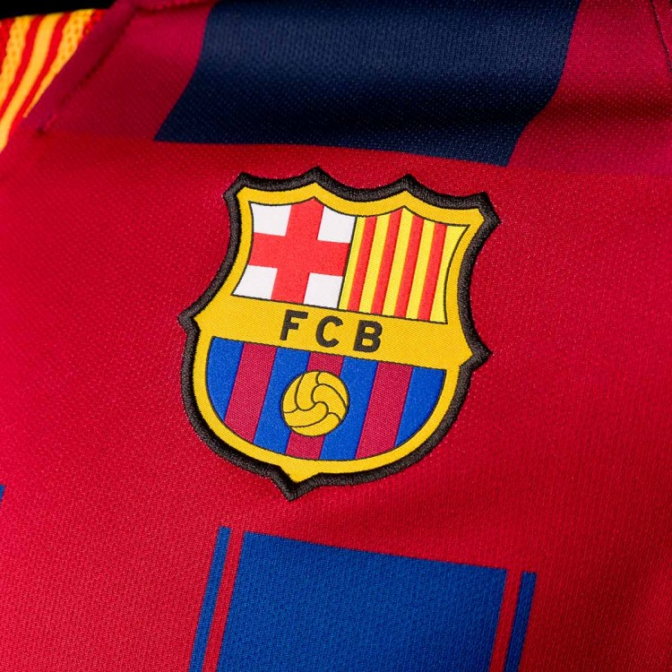 Jersey Nike FC Barcelona Stadium 20 years Deep royal blue-Noble red ... c1d3af8c97e
