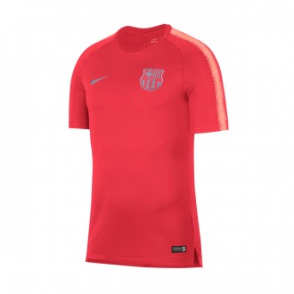 76065122c48c6 Camiseta Nike FC Barcelona Squad 2018-2019 Tropical pink-Light atomic pink