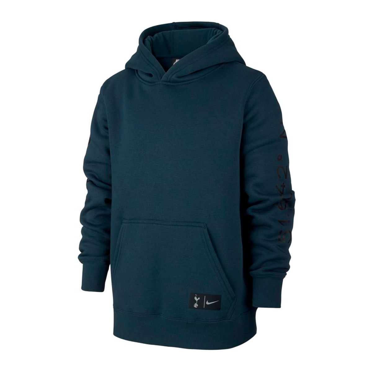 57596445f Nike Kids Tottenham Hotspur FC 2018-2019 Sweatshirt. Armory navy-Black ...
