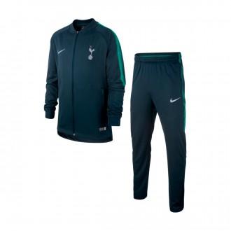 Chándal  Nike Tottenham Hotspur FC Squad 2018-2019 Niño Armory navy-Neptune green