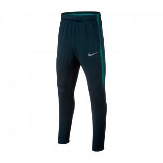Pantaloni lunghi  Nike Tottenham Hotspur FC Squad 2018-2019 Junior Armory navy-Neptune green