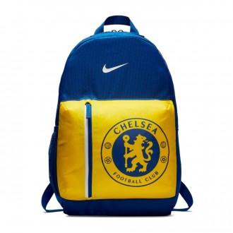 Mochila  Nike Chelsea FC Stadium 2018-2019 Rush blue-Tour yellow-White