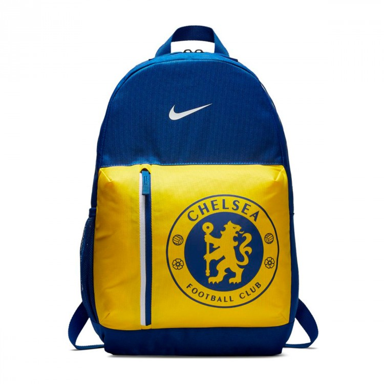 b5d59ef97 Backpack Nike Chelsea FC Stadium 2018-2019 Rush blue-Tour yellow ...