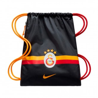 Backpack  Nike Gymsack Galatasaray SK Stadium 2018-2019 Black-Pepper red-Vivid orange