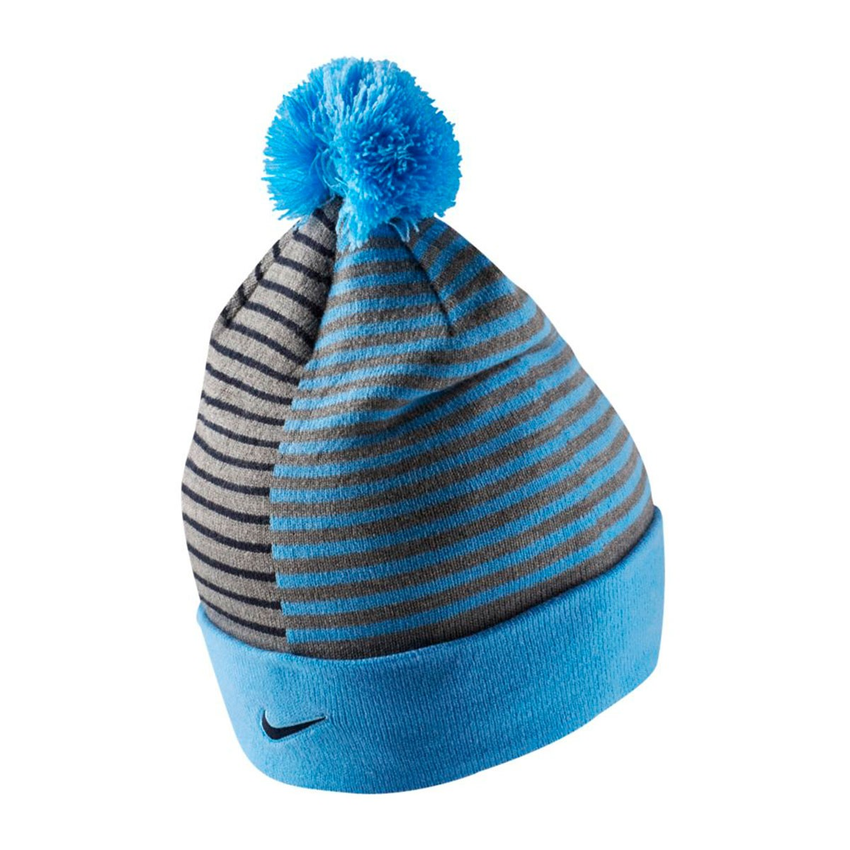 c9aac8123ab Beanie Nike Manchester City FC Beanie Stripe 2018-2019 Field blue-Obsidian  - Football store Fútbol Emotion