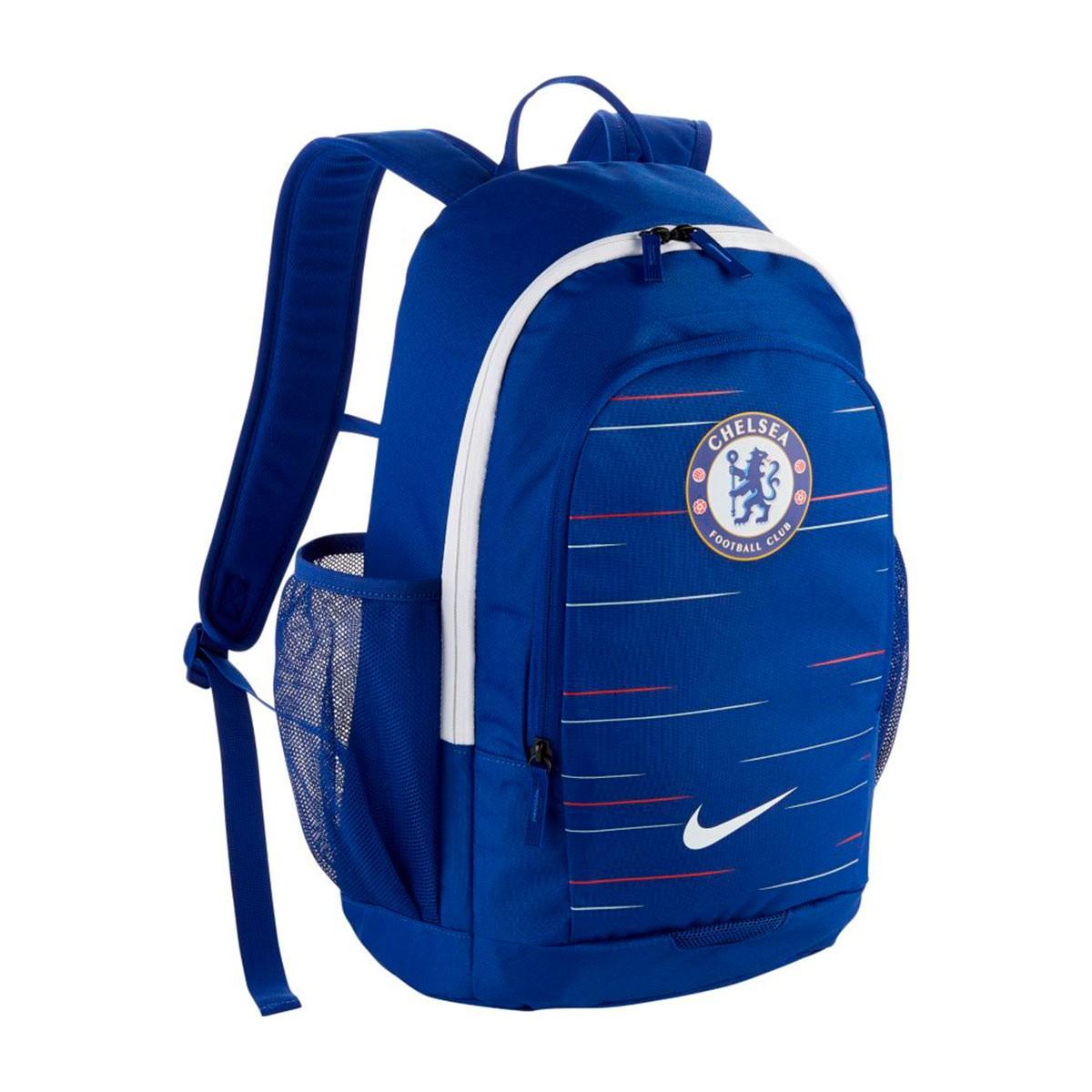 c60ed80c08 Nike Chelsea FC Stadium 2018-2019 Backpack. Rush blue-White ...