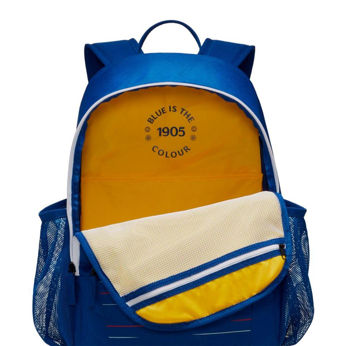 e48750675b Backpack Nike Chelsea FC Stadium 2018-2019 Rush blue-White - Football store  Fútbol Emotion