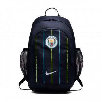 Mochila  Nike Manchester City FC Stadium 2018-2019 Dark Obsidian/Dark Obsidian-White