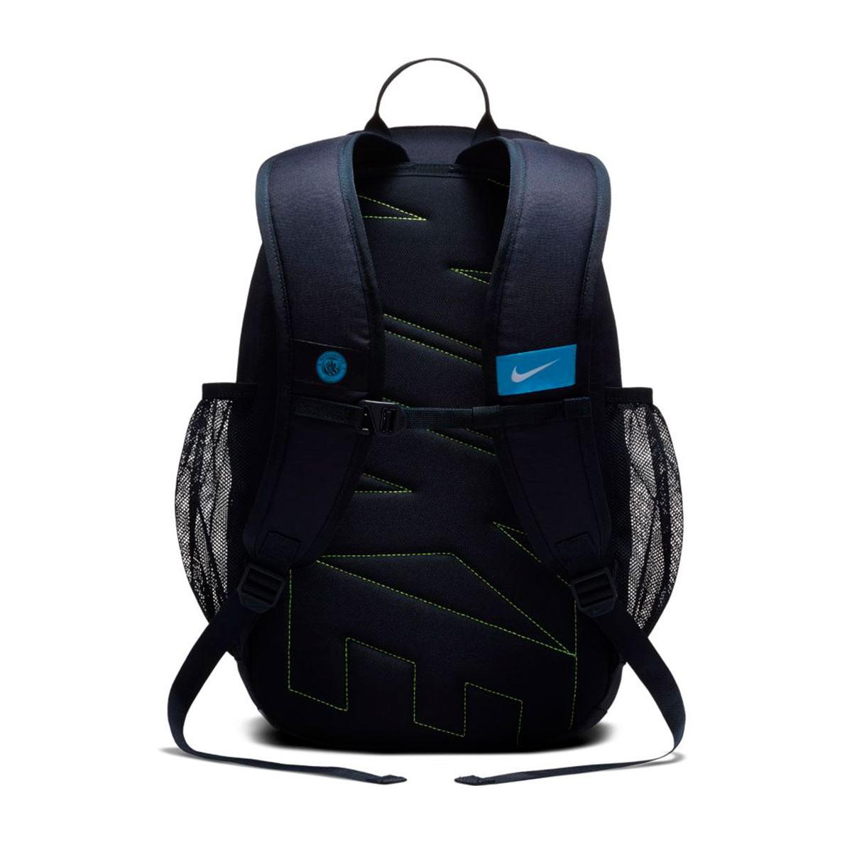 fde35a7d93 Backpack Nike Manchester City FC Stadium 2018-2019 Dark Obsidian ...