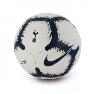 Ball  Nike Tottenham Hotspur FC Strike 2018-2019 White-Binary blue