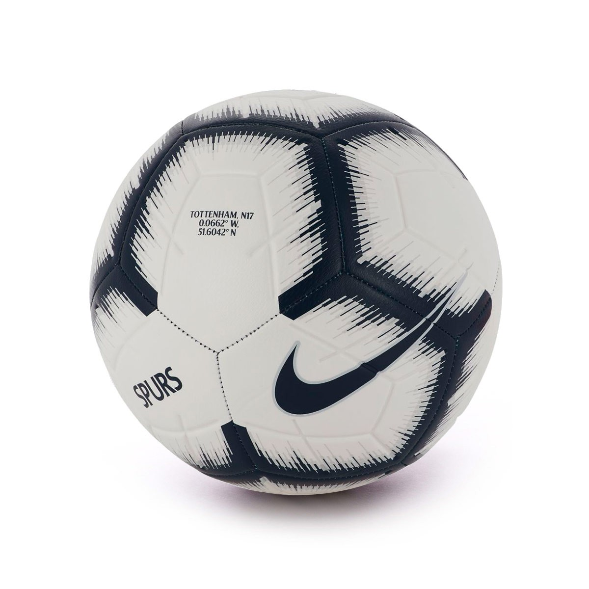 Ball Nike Tottenham Hotspur FC Strike 2018-2019 White-Binary blue ... 8ca15f8d82c