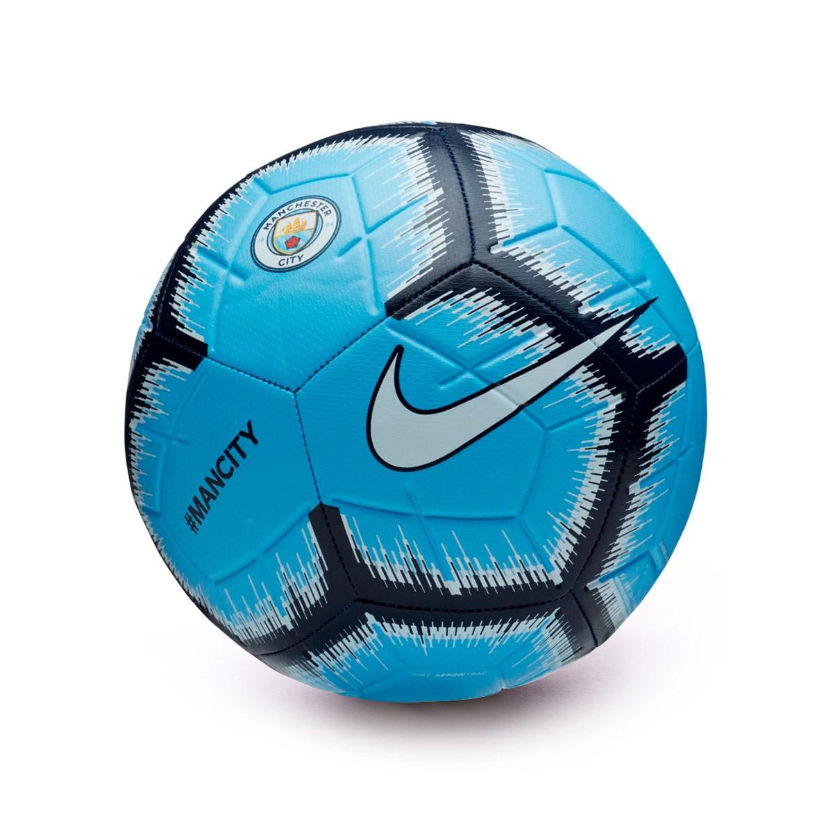 Ball Nike Manchester City FC Strike 2018-2019 Field blue-Midnight ... 0a3d506cc1caa