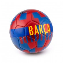Balón FC Barcelona Prestige 20 years Storm red-Storm blue-Tour yellow