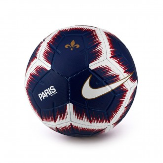 Balón  Nike Paris Saint-Germain Strike 2018-2019 Midnight navy-White-Challenge red