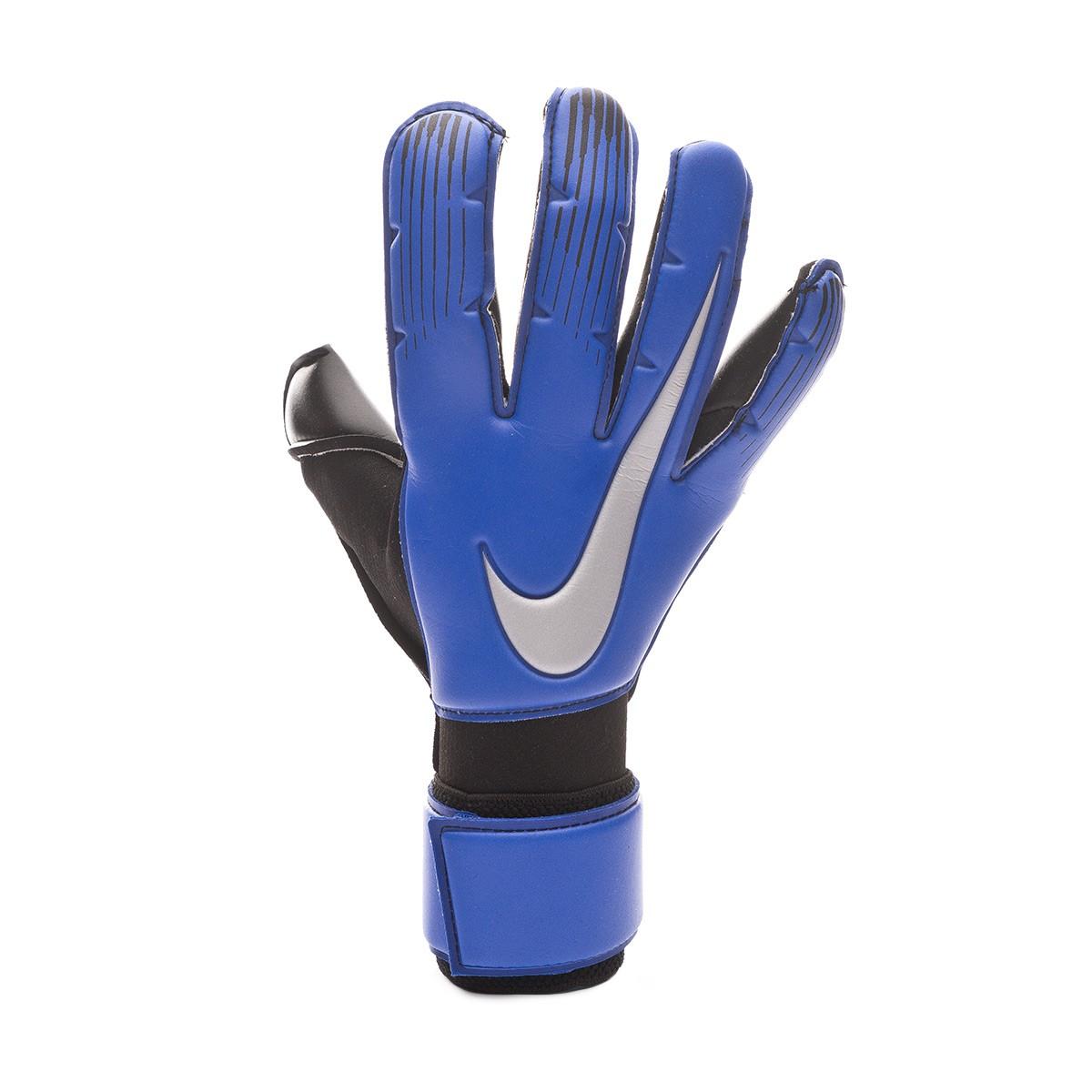 4a5e7c405 Glove Nike Vapor Grip 3 RS Promo Racer blue-Black-Metallic silver - Football  store Fútbol Emotion