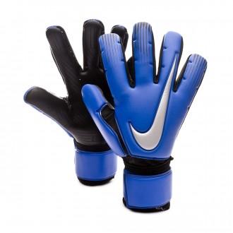 Glove  Nike Premier RS SGT Promo Racer blue-Black-Metallic silver