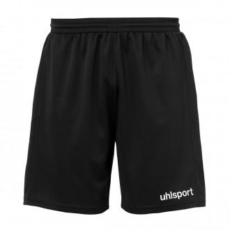 Short  Uhlsport Goal Noir-Noir