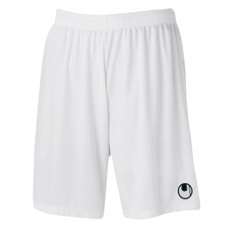 Pantalón corto  Uhlsport Center Basic II Blanco