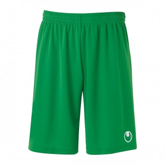 Pantalón corto  Uhlsport Center Basic II Verde