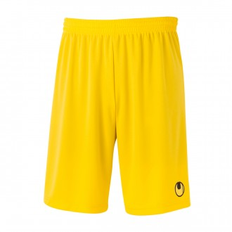 Pantalón corto  Uhlsport Center Basic II Amarillo