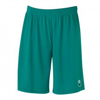 Pantalón corto  Uhlsport Center Basic II Verde oscuro