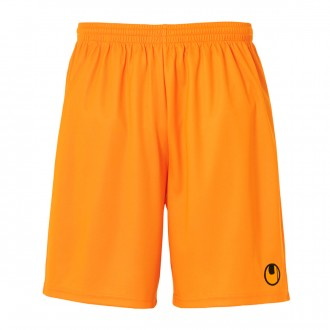 Pantalón corto  Uhlsport Center Basic II Naranja