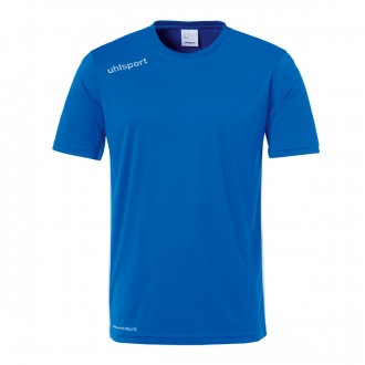 Camiseta  Uhlsport Essential m/c Azul royal-Blanco