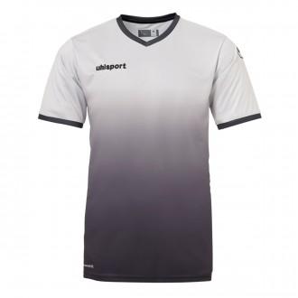 Camiseta  Uhlsport Division m/c Gris-Negro